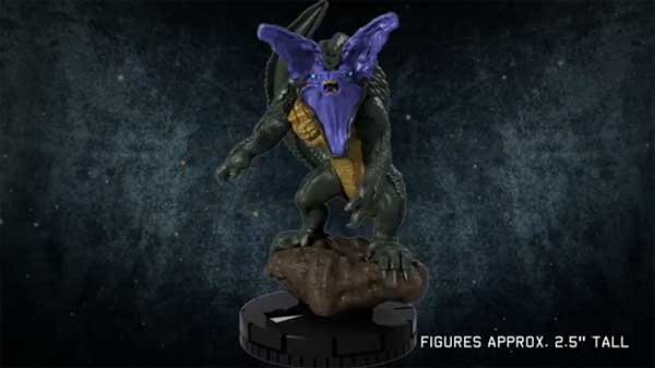 Pacific Rim HeroClix Jaeger and Kaiju Figures Coming in July