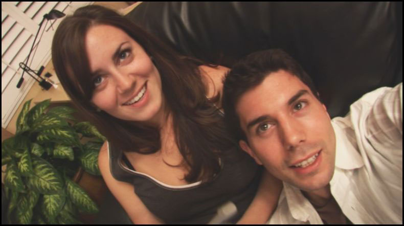 Katie and Micah -- Get ready for your close-ups!