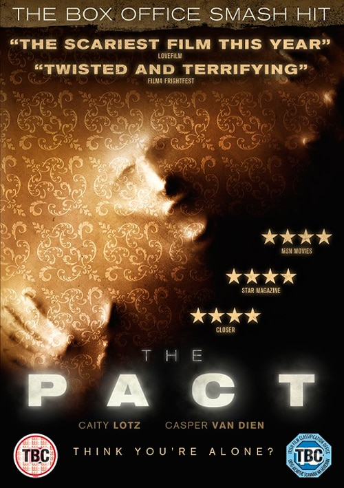 pactukdvd - UK Homes Will Accept The Pact This October
