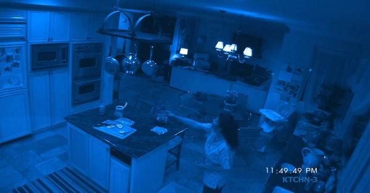 VIVIS Talks Paranormal Activity 2