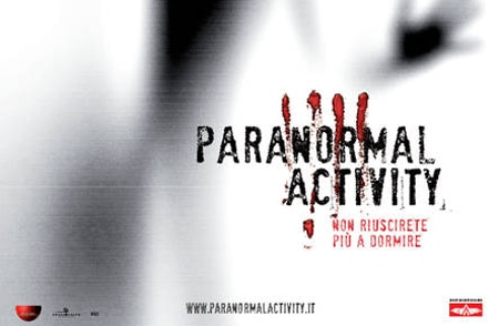 Paranormal Activity Causing a Furor in Italy
