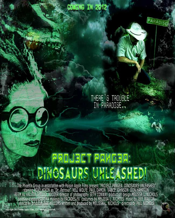 Pre-Production Begins on Project Pangea: Dinosaurs Unleashed