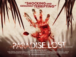 Paradise Lost poster for the UK!