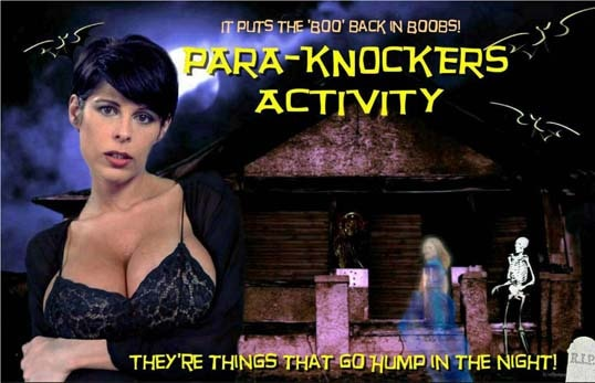 Para-Knockers Activity Prepares to Go Hump in the Night