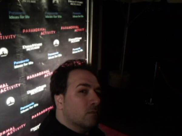 Paranormal Activity Screening Party Coverage