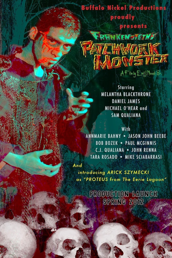 Buffalo Nickel Productions Unveils Decayed, Banshee, and Frankenstein's Patchwork Monster