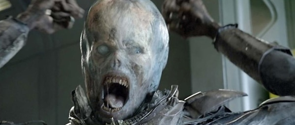 Prometheus Deleted Scene Home to a Field of Screams