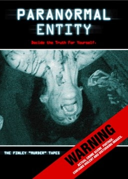 Paranormal Entity on DVD