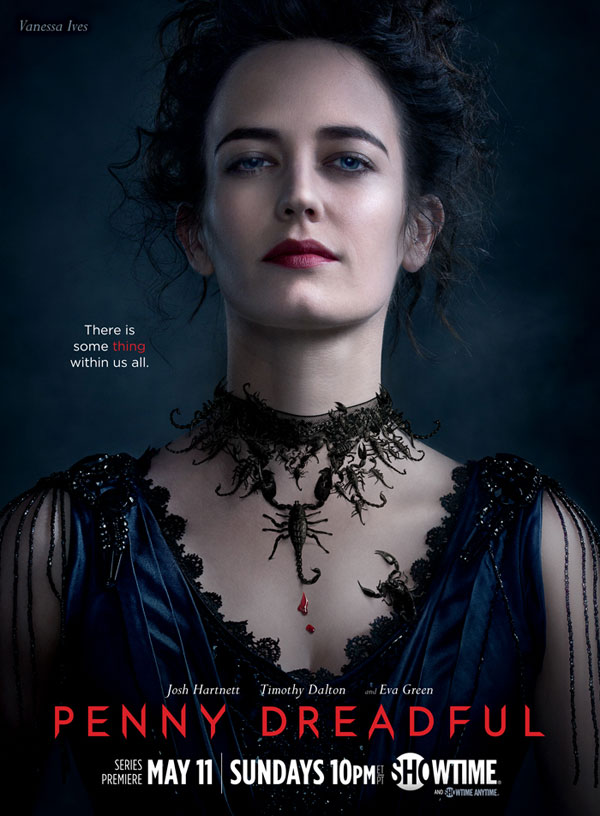 Eva Green - Showtime's Penny Dreadful