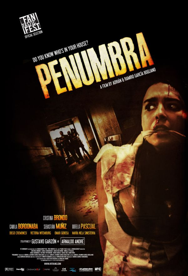 IFC Midnight Unleashes the Horrors of Penumbra on DVD