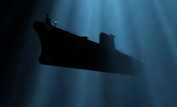 Haunted Sub Sets Sail in New Phantom Imagery