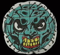 Horror Decor and Freddy In Space Turn Your Favorite Villains Into Madballs Style Pillows!
