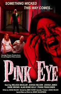 Pink Eye nabbed by Halo-8!