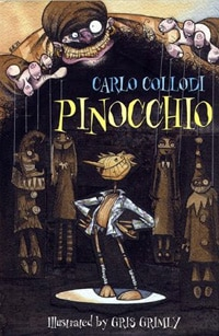 A new, darker Pinocchio on the way!