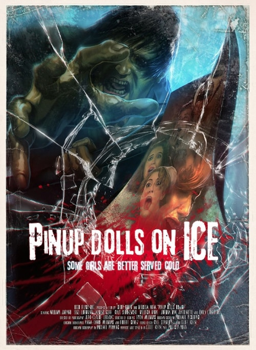 pinup dolls on ice - Fantasia 2013: Poster Premiere for Pinup Dolls on Ice