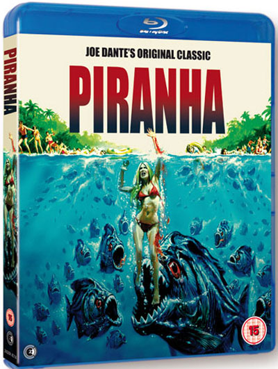 Joe Dante's Piranha Swimming onto UK Blu-ray in January
