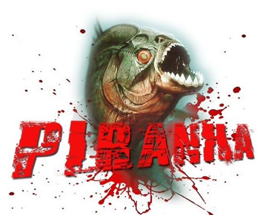 Want to be Eaten by Piranha?