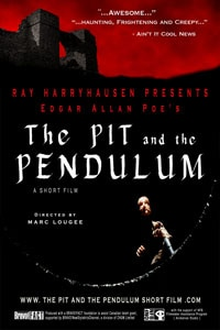 Pit and the Pendulum poster (click to see it bigger)!