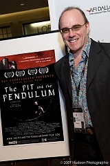 Director Marc Lougee at AFI Dallas