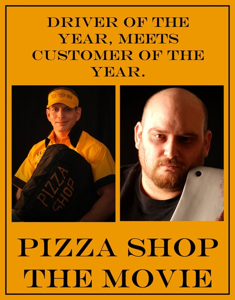 Pizza Shop: The Movie Proves That's Not Just Tomato Sauce on That Pie
