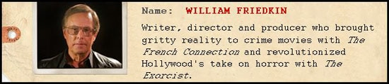 Exclusive Preview of Mick Garris' Post Mortem with William Friedkin