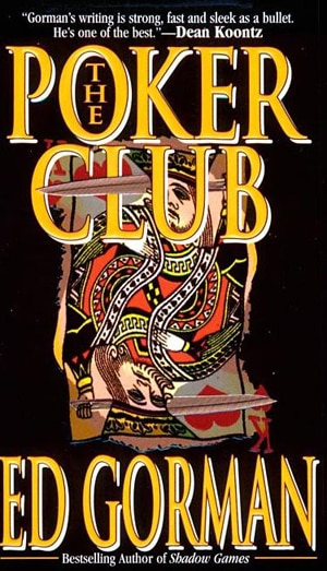 The Poker Club DVD