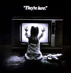 Poltergeist: 25th Anniversary Edition DVD (click for larger image)
