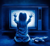 Poltergeist in theaters for one night only!