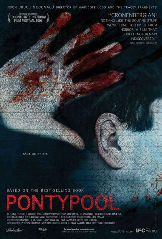 Pontypool - Theatrical One-Sheet