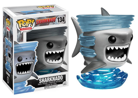 Funko Adds Sharknado to its Pop! Television Vinyl Figures Line