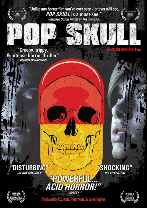 Front of the Pop Skull DVD Release
