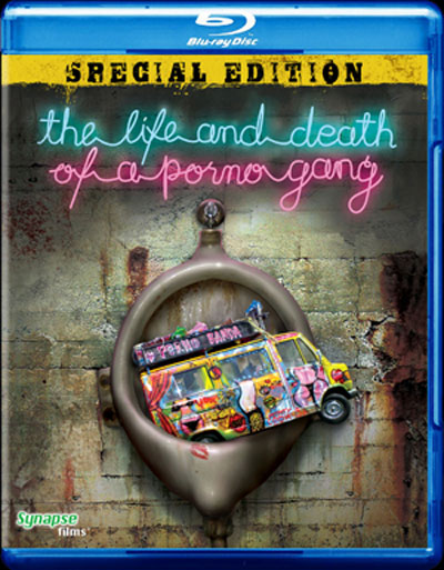 SSynapse Films Releasing The Life and Death of a Porno Gang This August