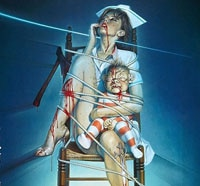 50 of the Most Ridiculously Awesome Foreign Horror Movie Posters