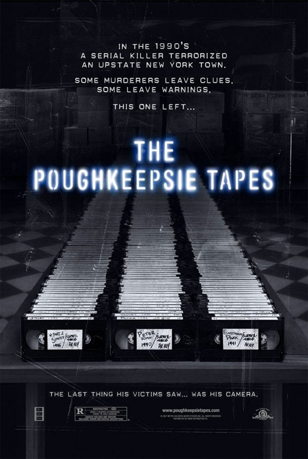 poughkeepsie tapes - Found Footage Flick The Poughkeepsie Tapes Found on DIRECTV