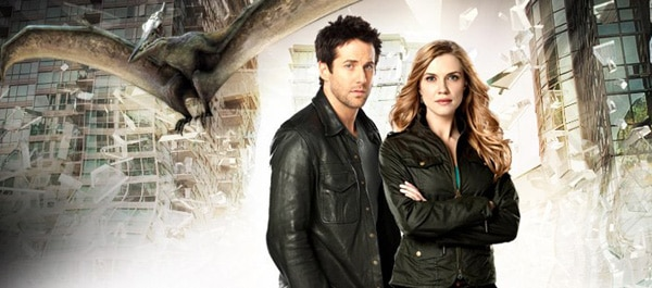 A Pair of Primeval: New World Teasers Plus a Preview of Episode 1.02 - Sisiutl