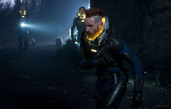 Prometheus Blu-ray and DVD Art Unveiled! Pre-Order Now and See the Movie for FREE