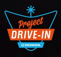 Help Save an American Icon with Honda's Project Drive-In