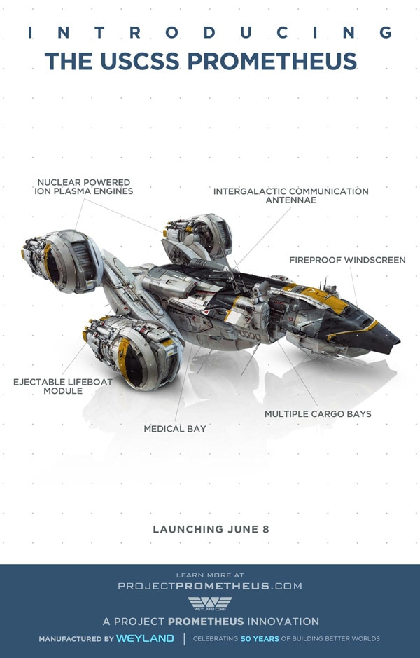 UPDATED: First Look at the Prometheus and the Med Pod 720i