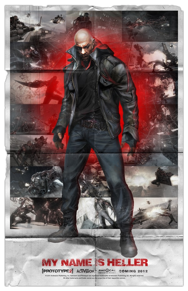 E3 2011: New Prototype 2 Trailer