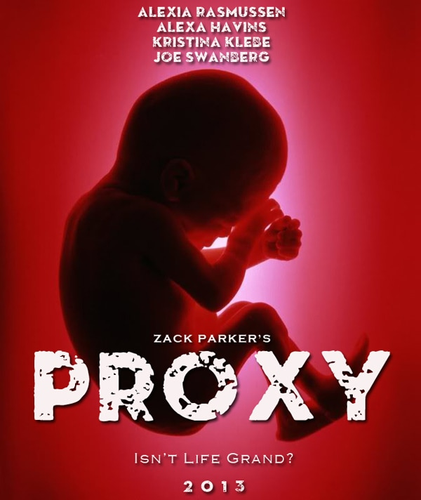 Cast Filling Out for Zack Parker's Upcoming Feature Proxy