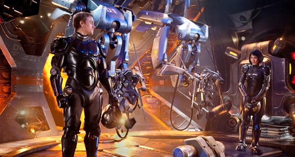 Suit Up for First Set of Pacific Rim Stills