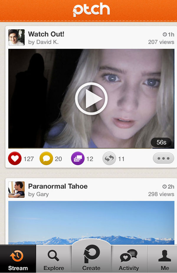 Paranormal Activity 4 - Interact with The Activity