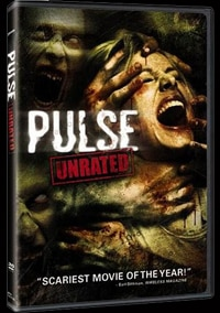 Pulse: Unrated DVD (click for larger image)