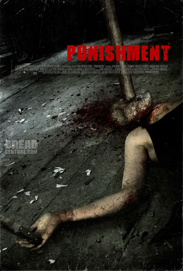 Punishment Home to Our Favorite Bit of Sales Art of the Year!