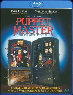 Puppet Master on Blu-ray