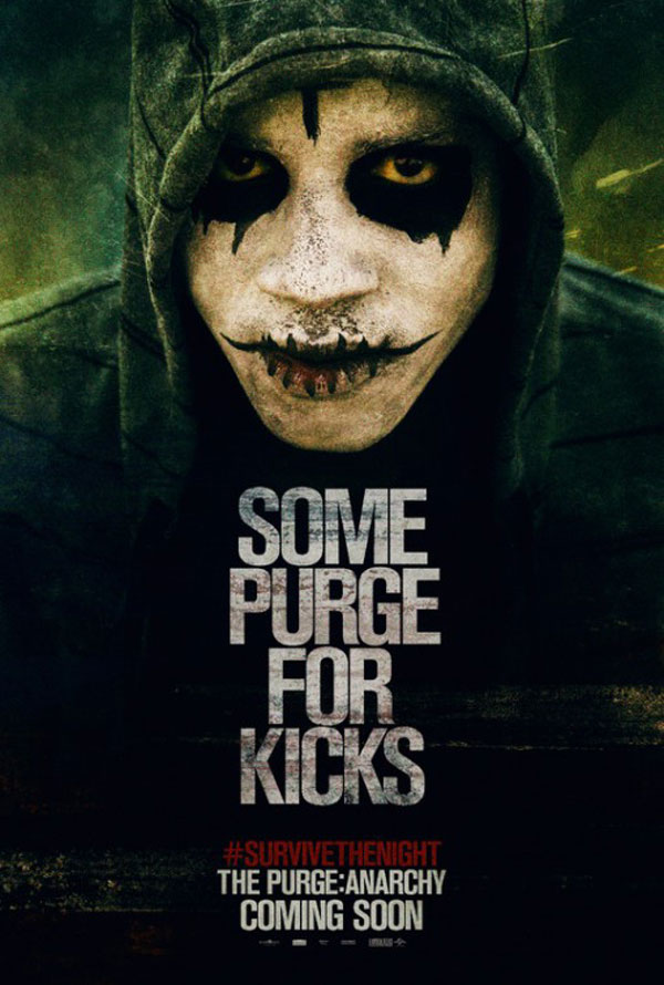 purge why 2 - The Purge: Anarchy Image Gallery Opens!