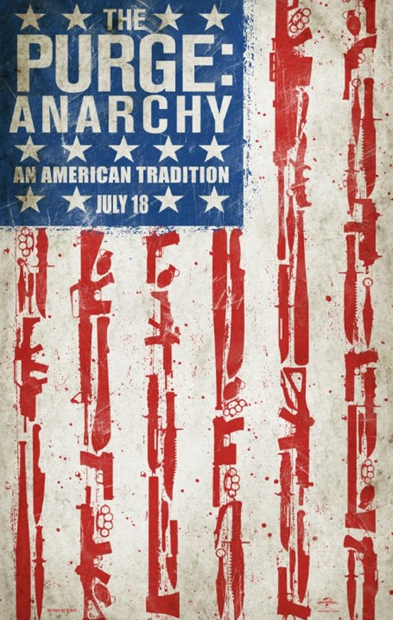 purgeanarchy - Purge Yourself With a New Purge Anarchy TV Spot