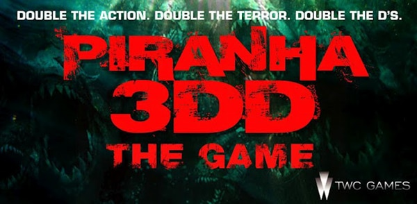 pvg - Piranha 3DD Devours Its Way To iOS and Android