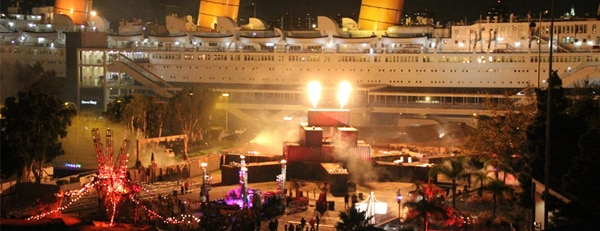 The Queen Mary's Dark Harbor Ready to Haunt Again this Halloween