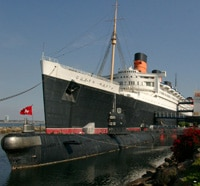 Upcoming Thriller to be Set on Haunted Queen Mary Ship